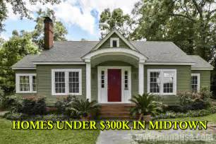 houses for sale in tallahassee shocking 33 homes for sale 300k in midtown tallahassee