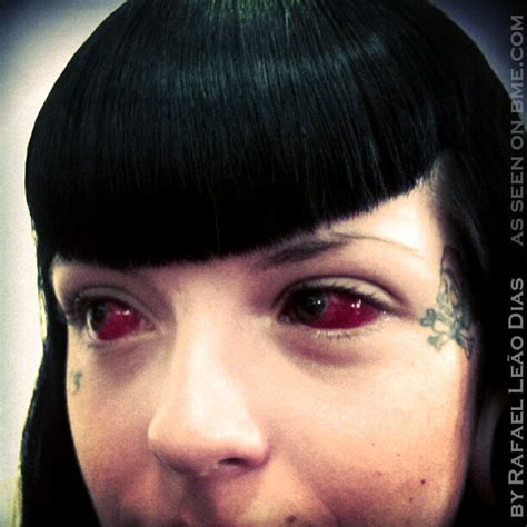 tattoos on eyeballs real horror eyeball tattooing sniderwriter
