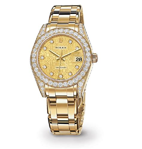 Rolex White Gold Coulor Fashion datejust special edition gold watches for by rolex