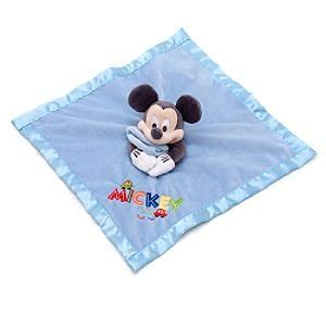mickey mouse baby comforter mickey mouse disney store blue comforter blankie baby