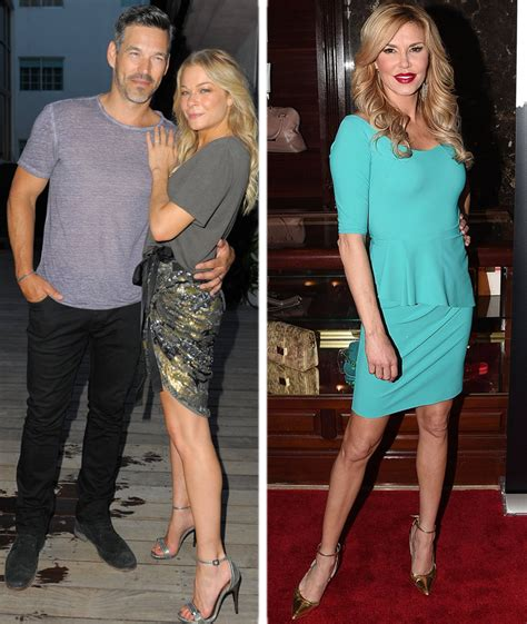 Leann Rimes Is Happy She Isnt In Rehab by Eddie Cibrian Blasts Ex Brandi Glanville Comments