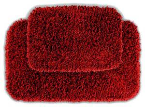 Bathroom Rug Runner Washable Quincy Shaggy Washable Runner Bath Rug Set Of 2 Rugs By Michael Anthony Furniture