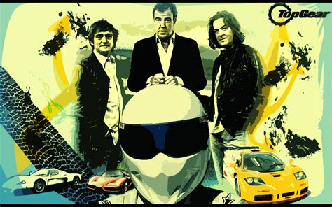 top gear the top gear and stig wallpaper top gear and