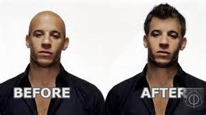 how does the look hair style look vin diesels new hair style fast and furious new look