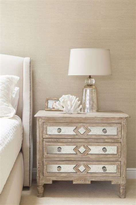 basic rules  decorating  bedside tables