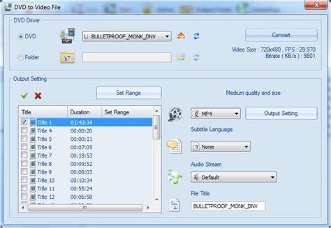 format factory portable for mac view format factory screenshot