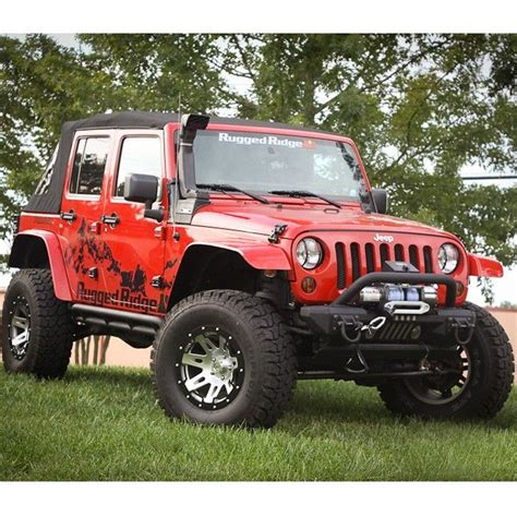 jeep beer tire rugged ridge 17 quot xhd wheel with mickey thompson 35 quot baja