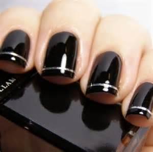Silver shimmer nail art pretties blog
