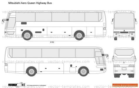 image gallery outline of city bus