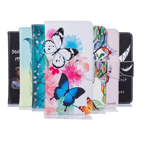 Huawei Y3 Flip Softcase Wallet for huawei y3 ii flip wallet pu leather colorful magnetic painted phone cases for huawei y3
