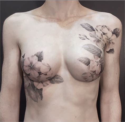 breast tattoo process moving the needle on recovery from breast cancer the