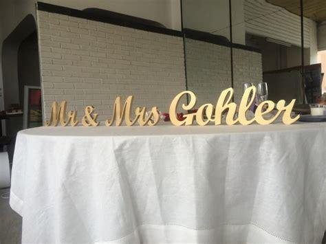 mr mrs sign for wedding table custom name sign top table sign for wedding mr and mrs