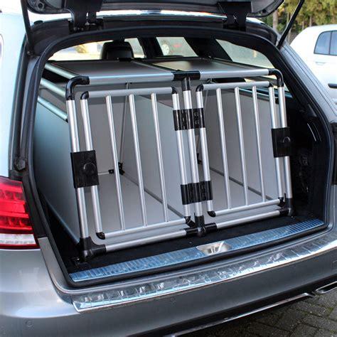 gabbie trasporto cani in alluminio gabbia da trasporto in alluminio per grossi cani auto 2