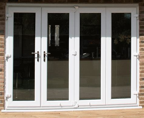 Upvc Bifold Patio Doors Upvc Bi Fold Door System With Stunning Appearance Transfrom Your Home Glazing Upvc