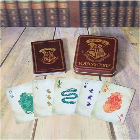 Harry Potter Gift Card - harry potter playing cards iwoot