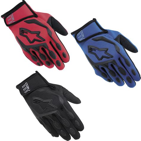 motocross gloves alpinestars neo moto motocross gloves alpinestars