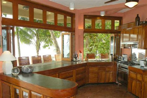 beachfront house oceano vacation rental in tambor costa