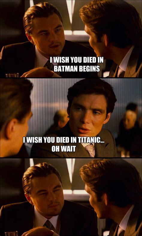 Leonardo Di Caprio Meme - inception meme weknowmemes