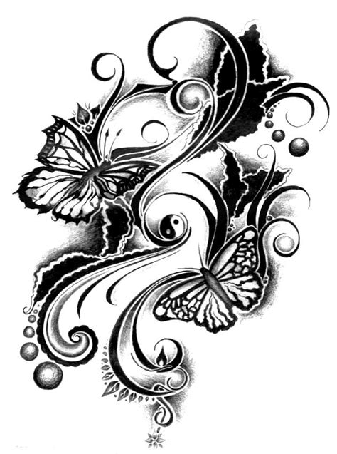 family butterfly tattoo designs tumb tattoos zone family tattoos designs