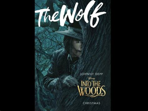 film fantasy johnny depp into the woods posters into the woods trailer into the
