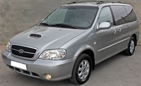 diesel cars for sale 2004 kia carnival 2 9 crdi diesel 7 seater mpv for sale in