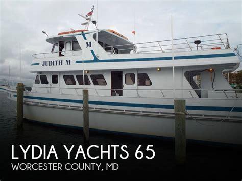 boat trader ocean city md 1990 lydia yachts 65 65 foot 1990 motor boat in ocean