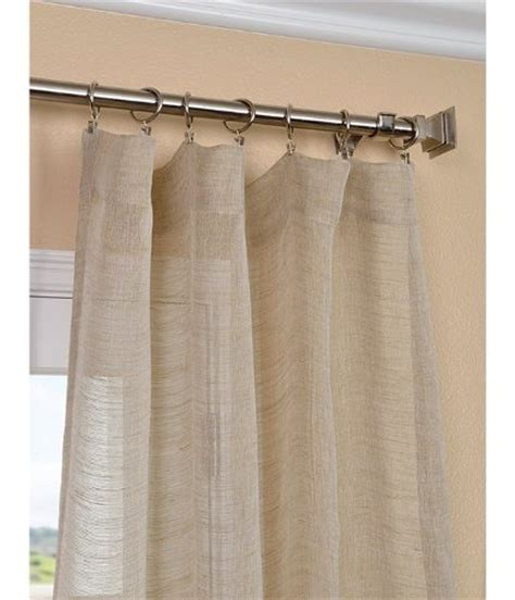 open weave drapes new half price drapes linen sheer curtain open weave