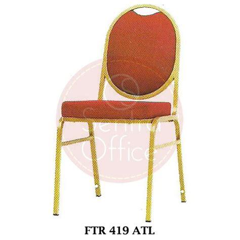 Kursi Futura Ftr 418 jual kursi susun futura type ftr 419 atl murah sentra office