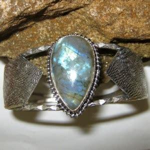 Batu Labrador Kualitas gelang batu labradorite asli alami model etnik eksotis