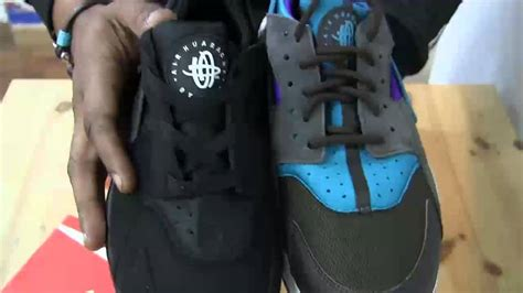 nike air huarache replica black review and thoughts