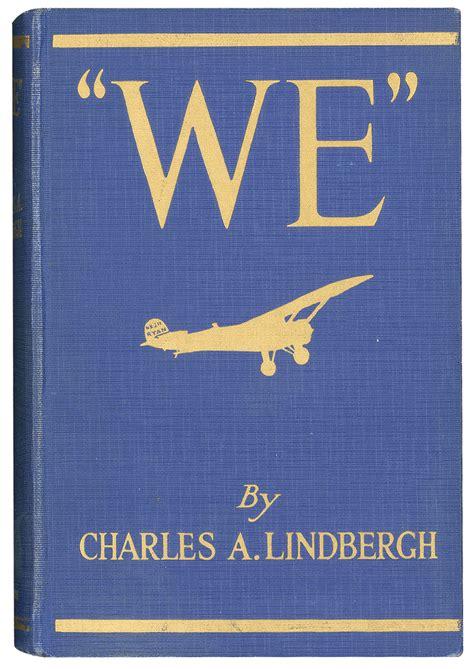 An American Charles Lindbergh Book Charles Lindbergh