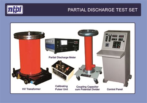 partial discharge of capacitor partial discharge test set partial discharge test set up manufacturer from kolkata