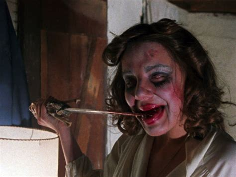 evil dead film actress name the evil dead raimi s original shovel to the head stand