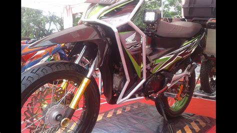 Stang Stir Supra X 125 Helm In Fi Ori Ahm 96 modifikasi stang motor supra x 125 terlengkap kumbara