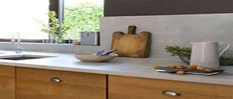 r駭 un plan de travail cuisine comment choisir et poser un plan de travail de cuisine