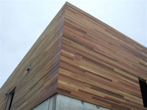 exterior wood wall cladding  rs  square feet wood