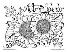 fall coloring pages for adults the world s catalog of ideas