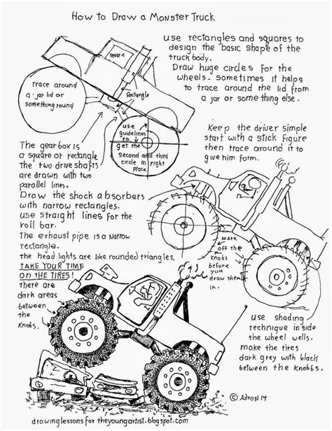 monster trucks drawings 1000 images about monster truck on pinterest coloring