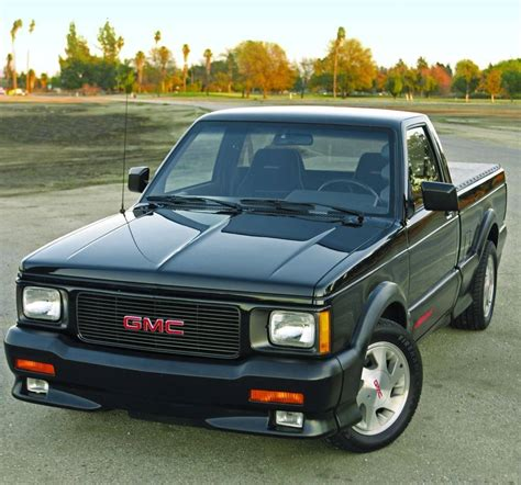 gmc syclone kit when turbos met tailgates 1991 gmc syclone the sy