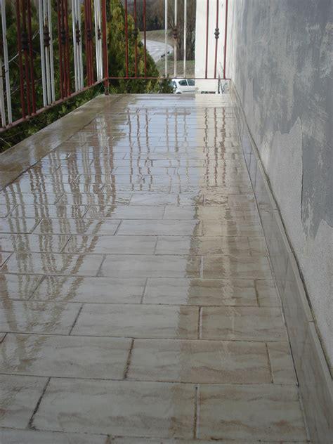 guaine impermeabilizzanti per terrazzi impermeabilizzante trasparente per balconi e terrazzi