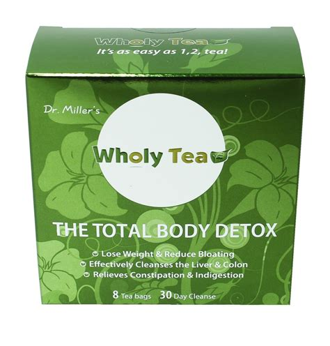 Total Image Detox Tea Review by Buy Dr Miller S Wholy Tea Total Detox 8