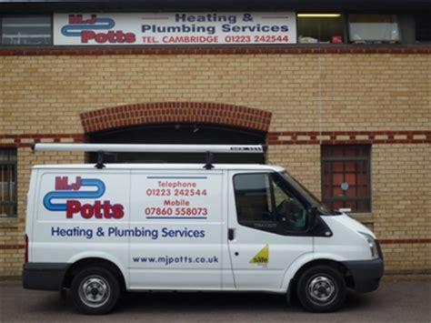 Potts Plumbing by M J Potts Heating Plumbing Services Wadloes Road