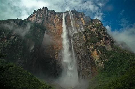 waterfalls in the world somediffrent top highest waterfall in the world