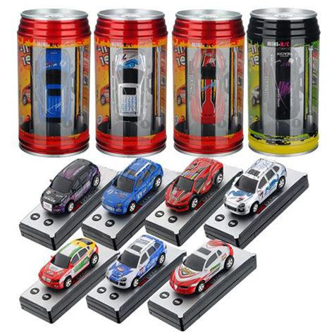 wltoys 2015 1a 1 63 coke can mini rc radio racing car random in rc cars from toys hobbies on