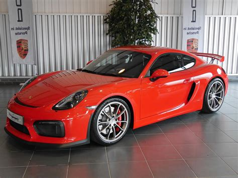 Porsche Cayman Used by Used 2016 Porsche Cayman Gt4 For Sale In Lincolnshire