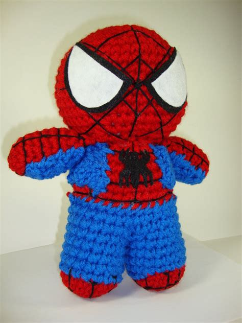 pattern for crochet spiderman doll crochet spiderman hat pattern free search results