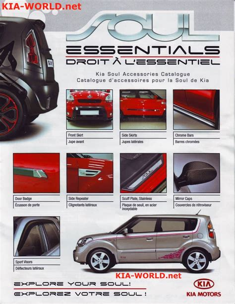 kia canada accessories canadian kia soul accessories photo gallery autoblog