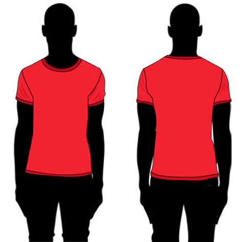 Kaos V Neck The Used Logo 1 Vnk Afq55 free vector t shirt template freevectors net