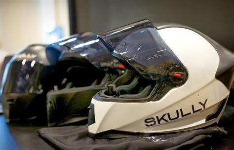 Skully Ar 1 Motorradhelm by Skully Ar 1 Motorcycle Helmet