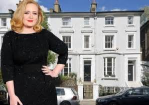 adele home adele splashes out 8 9million on swanky notting hill home